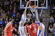 DESCRIZIONE : Eurocup 2015-2016 Last 32 Group N Dinamo Banco di Sardegna Sassari - Szolnoki Olaj<br /> GIOCATORE : Joe Alexander<br /> CATEGORIA : Schiacciata Controcampo<br /> SQUADRA : Dinamo Banco di Sardegna Sassari<br /> EVENTO : Eurocup 2015-2016<br /> GARA : Dinamo Banco di Sardegna Sassari - Szolnoki Olaj<br /> DATA : 03/02/2016<br /> SPORT : Pallacanestro <br /> AUTORE : Agenzia Ciamillo-Castoria/L.Canu