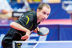 (HUN) CSONKA Andras in action during 15th Slovenia Open - Thermana Lasko 2018 Table Tennis for the Disabled, on May 10, 2018 in Dvorana Tri Lilije, Lasko, Slovenia. Photo by Ziga Zupan / Sportida