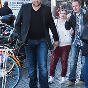 NLD/Amsterdam/20140416 - Presentatie L' Homo 2014, richard Groenendijk