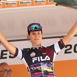 31-08-2018: Wielrennen: Ladies Tour: Weert<br />Elena Checcini
