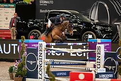 Alvarez Aznar Eduardo, ESP, Rokfeller de Pleville Bois Margot<br /> Leipzig - Partner Pferd 2019<br /> © Hippo Foto - Stefan Lafrentz