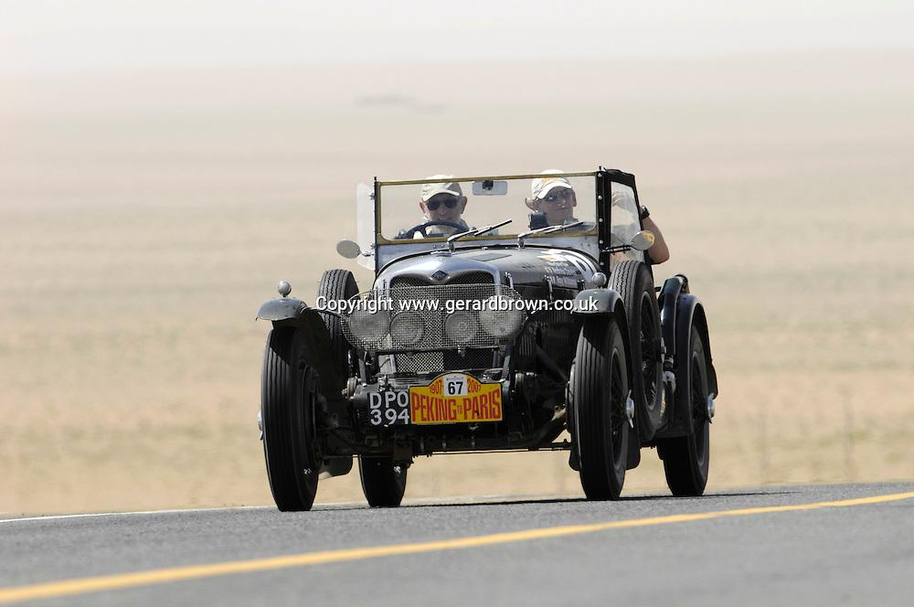 Car 67. 1937 Riley 16.