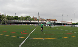 May 6, 2012; Bronx, NY; USA; Atmosphere of Gaelic Park before the game between Sligo and New York.
