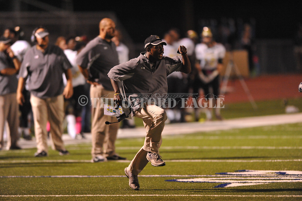 Oxford High vs. New Hope in Oxford, Miss. on Friday, October 17, 2014. Oxford High won 42-21.
