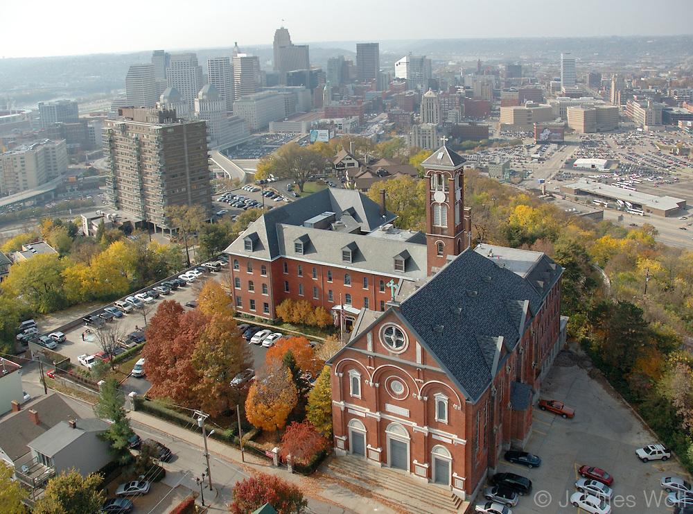 Monastery Mount Adams Cincinnati Ohio