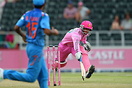 Cricket - South Africa v India 1st ODI Johannesburg