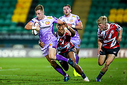 Sam Morley of Exeter Chiefs - Mandatory by-line: Robbie Stephenson/JMP - 13/09/2019 - RUGBY - Franklin's Gardens - Northampton, England - Exeter Chiefs 7s v Gloucester Rugby 7s - Premiership Rugby 7s