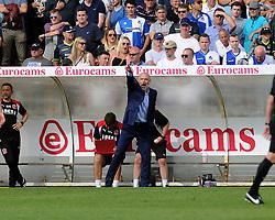 Fleetwood Town manager Uwe Rosler - Mandatory by-line: Neil Brookman/JMP - 26/08/2017 - FOOTBALL - Memorial Stadium - Bristol, England - Bristol Rovers v Fleetwood Town - Sky Bet League One