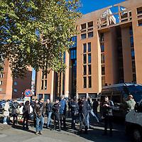 Centro per rifugiati a Tor Sapienza