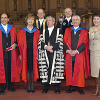 Edinburgh 10th Feb 2007McAleese: Irish president Mary McAleese will receive an honorary degree today from one of Scotland's oldest universities.