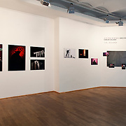 Exposición A un Paso de Berlín en el Instituto Cervantes Berlín y PixelGrain -Carlos Collado