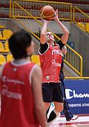 DESCRIZIONE : Torneo di Schio - allenamento  <br /> GIOCATORE : Chiara Pastore<br /> CATEGORIA : nazionale femminile senior A <br /> GARA : Torneo di Schio - allenamento<br /> DATA : 27/12/2014 <br /> AUTORE : Agenzia Ciamillo-Castoria