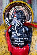 Ganesh shrine near Kumbalwela. On Kumbalwela - Ella Road.