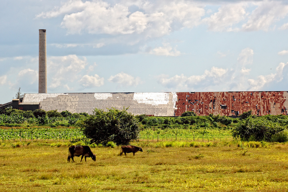 sugar mill in vertientes camaguey cuba robin thom photography
