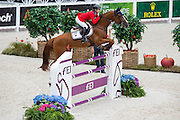 Lucy Davis - Barron<br /> Alltech FEI World Equestrian Games™ 2014 - Normandy, France.<br /> © DigiShots