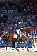 Fabienne Lutkemeier - d'Agostino 5<br /> FEI European Championships 2013<br /> © DigiShots