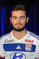 Lucas TOUSART   - 30.08.2015 - Presentation nouveau joueur de Lyon - Ligue 1 2015/2016<br /> Photo : Jean Paul Thomas /  Icon Sport