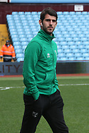 Nelson Oliveira of Norwich before the Sky Bet Championship match at Villa Park, Birmingham<br /> Picture by Paul Chesterton/Focus Images Ltd +44 7904 640267<br /> 01/04/2017