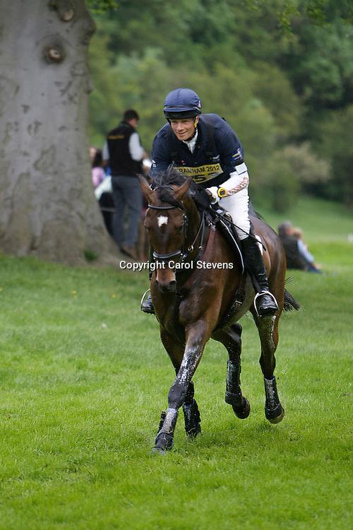 Equi-Trek Bramham International Horse Trials 2012  CIC3*<br /> William Fox-Pitt and Lionheart