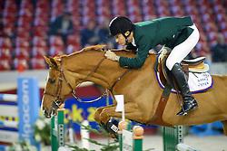 Alves Bernardo, Solitaire van het Costerveld, (BRA)<br /> CSI-W Mechelen 2003<br /> © Hippo Foto-Dirk Caremans<br /> 27/12/03