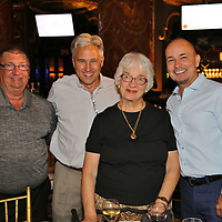 Terry Sandy, David and Joyce Morris, Joey Neal