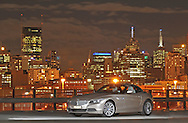 2009 BMW Z4 SDrive35i - Orion Silver Metallic.Docklands, Melbourne.3rd September 2009.(C) Joel Strickland Photographics.Use information: This image is intended for Editorial use only (e.g. news or commentary, print or electronic). Any commercial or promotional use requires additional clearance.