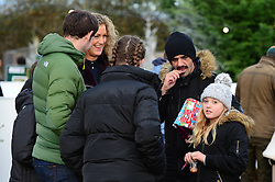 Bristol City and Bristol Rugby Christmas Party at Avon Valley Country Park - Photo mandatory by-line: Dougie Allward/JMP - 26/11/2017 - Avon Valley Country Park - Bristol, England -  v  - Bristol City and Bristol Rugby Christmas party
