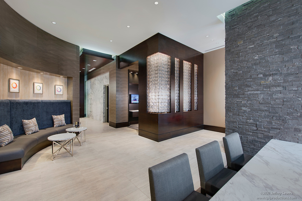 Interior Design image of Cathedral Commons Apartments in Washington DC by Jeffrey Sauers of Commercial Photographics, Architectural Photo Artistry in Washington DC, Virginia to Florida and PA to New England