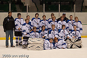 Woodbury takes 2nd place in the 2009 Saint Paul Winter Carnival's Fire & Ice Hockey Tournament played at Warner Coliseum January 23-25.