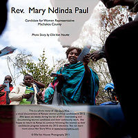 HER STORY WINS: Rev. Mary Ndinda Paul