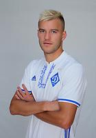 portrait, headshot, Dynamo Kiev, Andriy YARMOLENKO