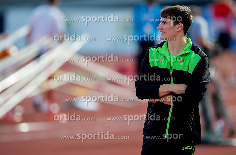 Robert Renner SLO on day one of The 23rd European Athletics Championships at Olympic Stadium on July 6, 2016 in Amsterdam, Netherlands. Photo by Ronald Hoogendoorn / Sportida