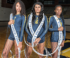 2017 A&T Volleyball ISO & Poster Pictures