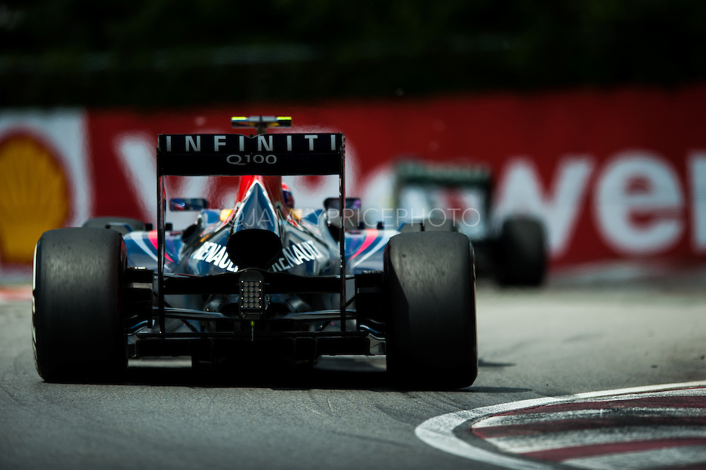 June 7-9, 2013 : Canadian Grand Prix. Mark Webber, Red Bull/Renault