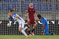 Esultanza Gol Mauro Icardi Inter 1-2 Goal celebration <br /> Roma 26-08-2017 Stadio Olimpico Calcio Serie A AS Roma - Inter Foto Andrea Staccioli / Insidefoto
