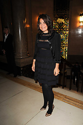 Designer Daniella Issa Helayel at The inaugural Quintessentially Awards held at the Freemason's Hall, Covent Garden, London on 1st June 2010.