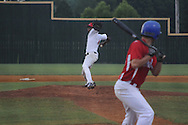 Cotton States League baseball in New Albany, Miss. on Monday, June 28, 2010.