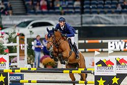 Deusser Daniel, GER, Killer Queen Vdm<br /> Stuttgart - German Masters 2019<br /> © Hippo Foto - Stefan Lafrentz<br /> 14/11/2019