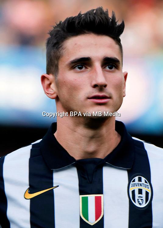 Italian League Serie A -2014-2015 / <br /> ( Juventus FC  ) - <br /> Federico Mattiello