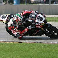 AMA Pro GoPro Daytona SportBike Qualifying during the 2013 Subway SuperBike Doubleheader held at  Road America,  Elkhart Lake,  WI. on June 1, 2013.