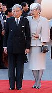 Emperor Akihito & Empress Michiko Visit India