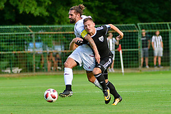 Klemen Sturm of NS Mura during football match between NS Mura and NK Triglav Kranj in 1st Round of Prva liga Telekom Slovenije 2018/19, on July 21, 2018 in Mestni stadion Fazanerija, Murska Sobota , Slovenia. Photo by Mario Horvat / Sportida