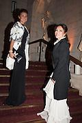 MRS. AKMEDOVA; TATIANA TAYPINA; , The Secret Winter Gala in aid of Save the Children and sponsored by Bulgari. Guildhall. London. 26 November 2013