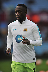 BACARY SAGNA  MANCHESTER CITY, Aston Villa v Manchester City, The Emirates FA Cup 4th Round Villa Park Saturday 30th January 2016