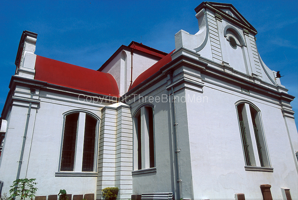 Wolvendhal Church. Colombo.