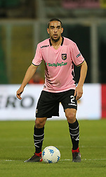 March 10, 2018 - Palermo, Sicily, Italy - GIUSEPPE BELLUSCHI of Palermo during the serie B match between US Citta di Palermo and Frosinone at Stadio Renzo Barbera on March 10, 2018 in Palermo, Italy. (Credit Image: © Gabriele Maricchiolo/NurPhoto via ZUMA Press)