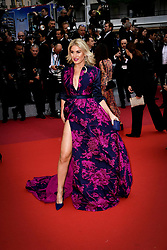 """""""A Hidden Life (Une Vie Cachée)"""" Red Carpet - The 72nd Annual Cannes Film Festival. 19 May 2019 Pictured: Hofit Golan. Photo credit: Daniele Cifalà / MEGA TheMegaAgency.com +1 888 505 6342"""
