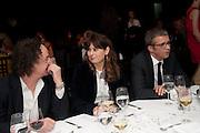 ALEX SHULMAN; TOM MEGGLE, Yayoi Kusama opening. Tate Modern. London. 7 February 2012