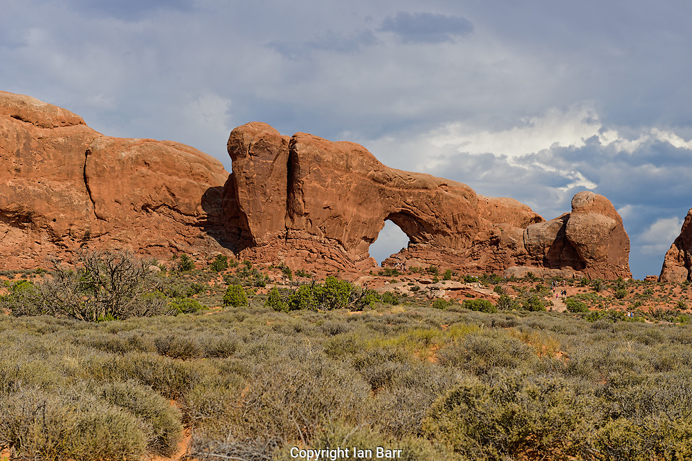 Windows, Arches National Park,Utah