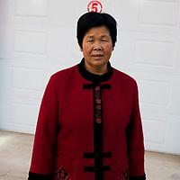 JINCHANG :  das Medium Li Jinglan in Jinchang.